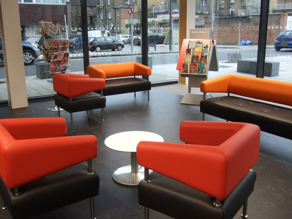 Deptford Lounge Foyer