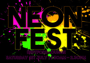 Neon Fest @ Deptford Lounge | England | United Kingdom