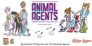 Animal Agents - Summer Reading Challenge @ Deptford Lounge | England | United Kingdom